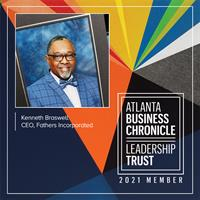 Fathers Incorporated CEO Honored at Atlanta Business Chronicle's Corporate Citizenship Awards Ceremony