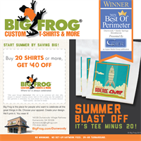 Big Frog Custom T-Shirts & More of Dunwoody - Dunwoody
