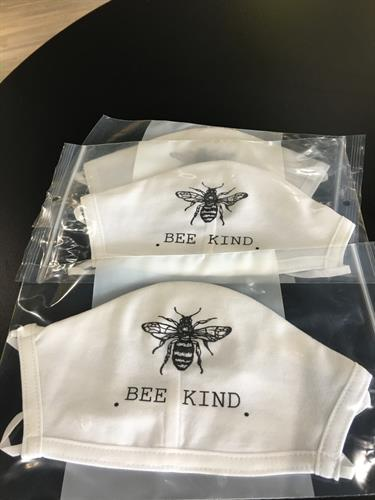 Bee Kind Masks