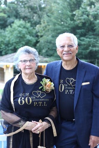 60 Years together! Anniversary Shirts