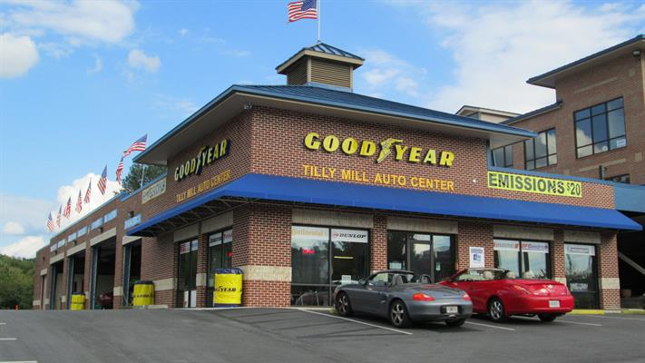 Tilly Mill GoodYear Auto Center