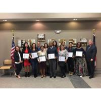 COUNTY LEADERS GRADUATE FROM THE GEORGIA ACADEMY FOR ECONOMIC DEVELOPMENT