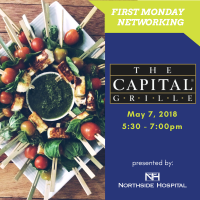 Dunwoody Perimeter Chamber Hosts First Monday Networking Event at The Capital Grille