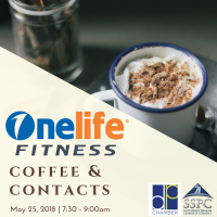 Dunwoody Perimeter Chamber and Sandy Springs Perimeter Chamber Host Coffee and Contacts at OneLife Fitness Atlanta-Perimeter