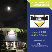 Dunwoody Perimeter Chamber Host First Monday Networking Event at Gilly's The Spot