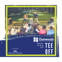 Dunwoody Perimeter Chamber Hosts Second Annual Topgolf Tournament