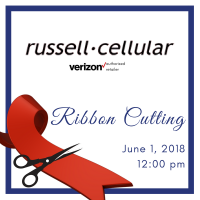 Dunwoody Perimeter Chamber Celebrates Russell Cellular's (Verizon) Grand Opening