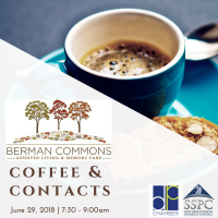 Dunwoody Perimeter Chamber and Sandy Springs Perimeter Chamber Host Coffee and Contacts at Berman Commons Assisted Living & Memory Care