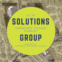 Dunwoody Perimeter Chamber Spearheads Dunwoody Village Overlay Solution Group