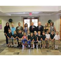 Dunwoody Perimeter Chamber Celebrated Dunwoody Christian School's Grand Opening