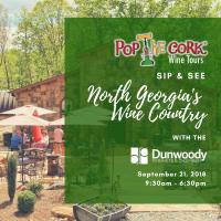 Dunwoody Perimeter Chamber Promotes Georgia Agrotourism with North Georgia Wine Tour