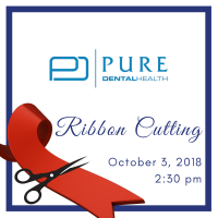 Dunwoody Perimeter Chamber Commemorates Pure Dental Health's Grand Opening