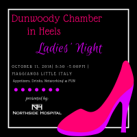 Dunwoody Perimeter Chamber Hosts After-Hours Networking for Women Professionals