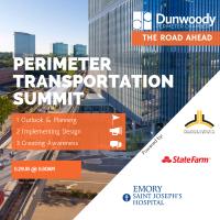Dunwoody Perimeter Chamber & PCIDs Host Perimeter Transportation Summit