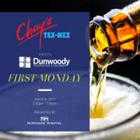 Dunwoody Perimeter Chamber Hosts First Monday Networking Event at Chuy's Perimeter
