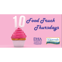 City of Dunwoody Will Celebrate 10th Anniversary to Kick Off Food Truck Thursdays