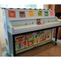Play Me Again Pianos unveils public piano at the Donaldson-Bannister Farm