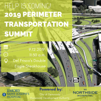 Dunwoody Perimeter Chamber Hosts 2nd Annual Perimeter Transportation Summit