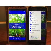 City of Dunwoody introduces new mobile app