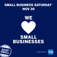 The Dunwoody Perimeter Chamber Joins the Small Business Saturday Coalition for the 10th Annual Small Business Saturday® to Help Support Small Businesses