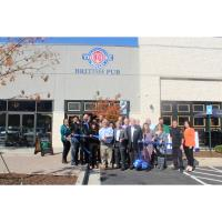 Dunwoody Perimeter Chamber Celebrated The Duke Pub's Grand Opening with Ribbon Cutting