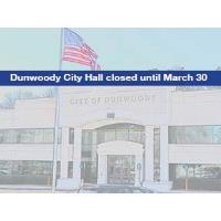 Dunwoody City Hall to close for two weeks