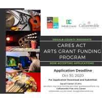 DeKalb Provides CARES Act Funding to Arts and Culture Community