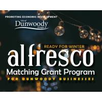Dunwoody begins Al Fresco Matching Grant Program