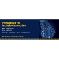 The Partnership for Inclusive Innovation is now accepting applications for pilot programs