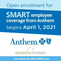 Open enrollment for GA Chamber SMART Plan begins today!  Access corporate benefits at volume-discount pricing!