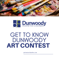 Dunwoody Perimeter Chamber Announces Art Contest to Highlight Dunwoody's Vibrant Arts Community