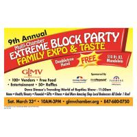 GLMV Extreme Block Party EXPO & Taste (9th Annual)