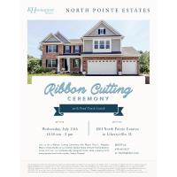 Ribbon Cutting - North Pointe Estates by K. Hovnanian Homes