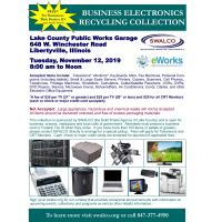 SWALCO TO HOST ONE DAY ONLY SPECIAL ELECTRONICS RECYCLING COLLECTION EVEN
