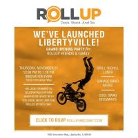 ROLLUP Libertyville Grand Opening Party
