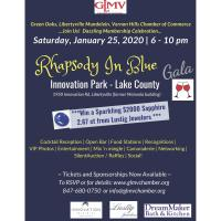 GLMV 2020 Annual Membership Gala (Rhapsody In Blue)