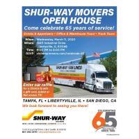 SHUR-WAY Movers Open House Mixer - FREE