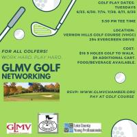 GLMV Golf Networking League