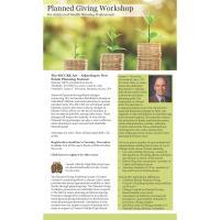 Carmel Planned Giving Workshop