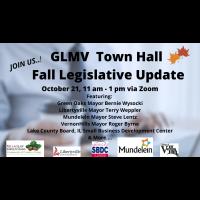 GLMV Fall Virtual Town Hall