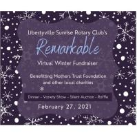 LIbertyville Sunrise Rotary Club Fundraiser