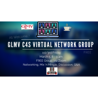 GLMV Conversations 4 Success Network Group - Virtual - FREE