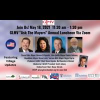 "GLMV Annual ""Ask The Mayors"" Luncheon - Virtual"