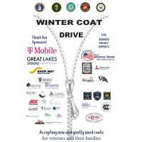 GLMV 2021 Veteran's Coat Drive