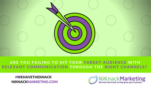 Are you targeting the right customers? WE CAN HELP.