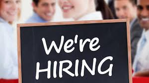 We are always hiring!