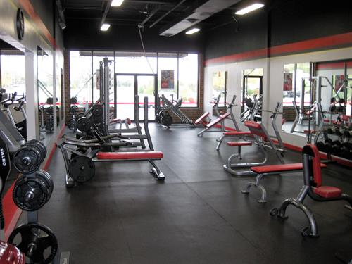 Free Weight Room