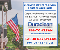 Duraclean Cleaning and Restoration Services - Arlington Heights