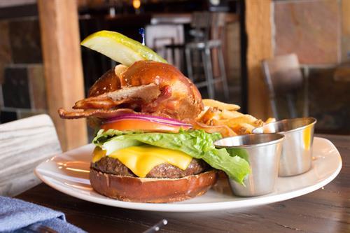Park Street Burger