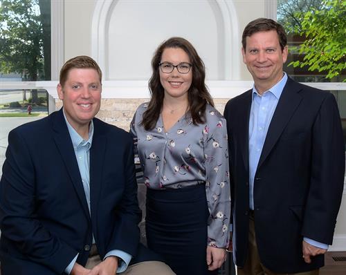 Prism Planning Partners: Dan Peters, Nicole Sullivan and Ron Bernstein